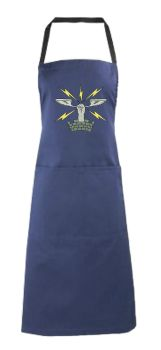 26 AES Embroidered Apron